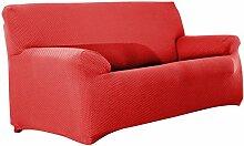 Sucre Sofa Überwurf 2 Sitzer Fb. 09-orange