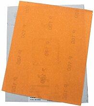 sudes 550023Papier Korund orange