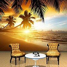 Südostasien-Stil Schöne Sonnenuntergang Strand