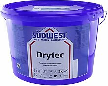 Südwest Acryl-Fassadenfarbe Drytec 2,5 Liter
