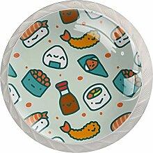 Süße Delicious Sushi Schrank Kommode Schublade