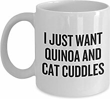 Süße Geschenkidee für Vegan-Katzenliebhaber,