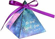 süße Weihnachts Schokolade Geschenke belieben Hochzeit Zu kleines Geschenk Partydekoration 20pieces