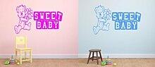 SÜßIGKEITEN BABY Teddy Bär Vinyl