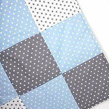 Sugarapple Patchwork Decke Stoffe Paket zum