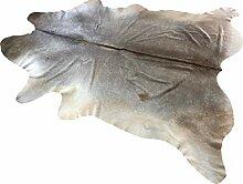 Suggaloaf XXL Premium Kuhfell Grau, Weiß und
