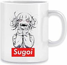 Sugoi himiko - Boku No Hero Academia Kaffeebecher