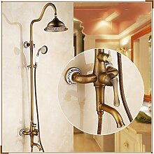 SUHANG Badezimmer Kupfer Antik Dusche Badezimmer Dusche Badezimmer Dusche H