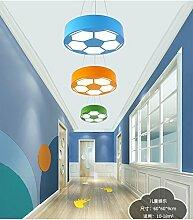 SuHang Kronleuchter Gang Led Deckenleuchte Cartoon Kinder Bibliothek In Der Schule Spielplatz Kinderzimmer Lampen