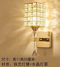 SUHANG Wandlampe Nachttischlampe Wandleuchte Mit