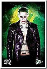 Suicide Squad der Joker Poster Kork Pinnwand