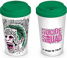 Suicide Squad Travel Mug The Joker Jared Leto /