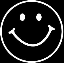 SUIFENG Autoaufkleber 12X12Cm Smiling Face Auto