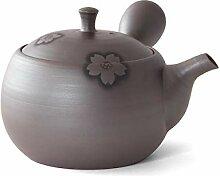 Suigetsu Hiroshi - Japanische Tee-Kanne Sakura,