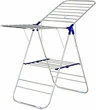 SUIXINSUOYU Faltbare wäscheständer,Folding Stock