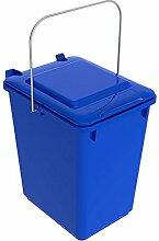 SULO Mülleimer Vorsortierbehälter Bio Boy, Inhalt 10 l - Blau