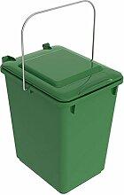 SULO Mülleimer Vorsortierbehälter Bio Boy, Inhalt 10 l - Grün
