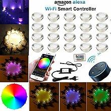 SUMAOTE RGBWW (4 in 1) LED Bodeneinbauleuchten