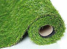 SUMC Kunstrasen Rasenteppich für Garten Grasmatte