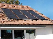 SUMMER FUN Solarabsorber B/L: 120 cm x 300 schwarz