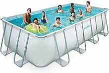 Summer Waves Schwimmbad 549x274x132cm Komplettset Frame Swimming Pool Stahlrahmen + Zubehör