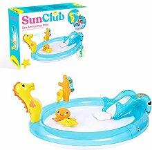 Sun Club Aufblasbares Planschbecken mit