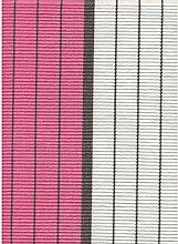 Sun Garden Tischläufer Zeus Streifen pink