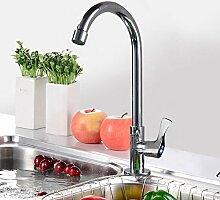 SUN LL Küchenarmatur Waschbecken Wasserhahn Waschbecken Wasserhahn Rotary einzigen kalten Wasserhahn