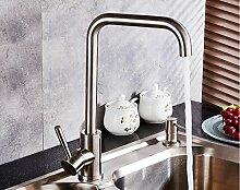 SUN LL Küchenarmaturen, drehbare Hähne, Single Waschbecken Wasserhahn ( farbe : 1# )