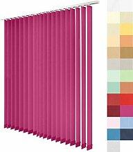 Sun World Lamellenvorhang nach Maß, 23 Farben,