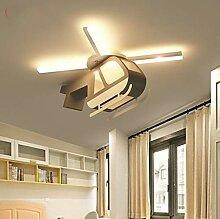 Suna Hubschrauber Modellierung Lampe Kinderzimmer