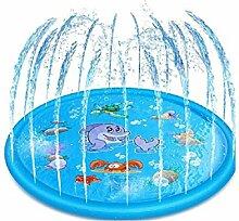 SUNA Sprinkle And Splash Spielmattenpad, Blue