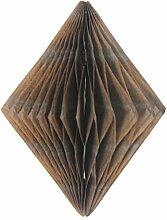 SUNBEAUTY 10er Set 10cm Raute Honeycombs Wabenball