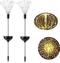 Sunboia Solar-Lichterkette, 40 Zweige,
