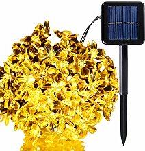 Sunboia Solar Lichterkette Außen, Wasserdicht