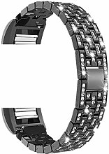 Sunbona Fitbit Laden 2Armbanduhr Ersatz Armband,