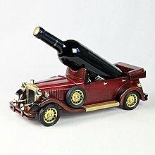 SUNBOR Weinregal Arbeitsplatte Auto Modell