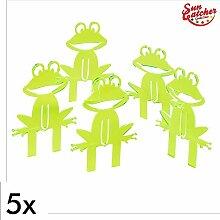 SunCatcher Sonnenfänger Happy Frogs   15cm hoch  
