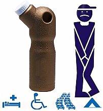 suneagle Männer Notfall Urinflasche, Camping