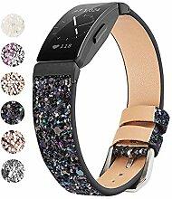 SUNEVEN kompatibel mit Fitbit Inspire, Fitbit