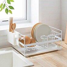 SUNFICON Abtropfgestell für die Küche,