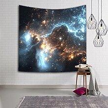 sunfree1 Raumsterne ins Windhintergrund Wandbehang