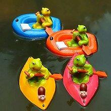 Sungmor Künstliche schwimmende Lotusblätter