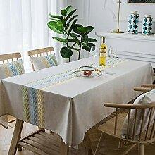 SUNHAO Kaffeetischtuch Tischdecken Tischdecke
