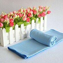 SUNHAO Kaltes Handtuch, schweißabsorbierendes und