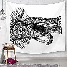 SUNHAO Tischdecke Kleintierserie Digitaldruck
