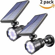 Sunix Solar Licht Outdoor Bewegungsmelder, 800