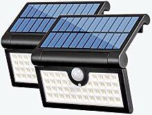 Sunix zusammenklappbare Solarleuchten Outdoor 42