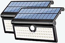 Sunix zusammenklappbare Solarleuchten Outdoor 58