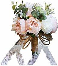 Sunlera Braut-Holding-Blumenstrauß Romantische